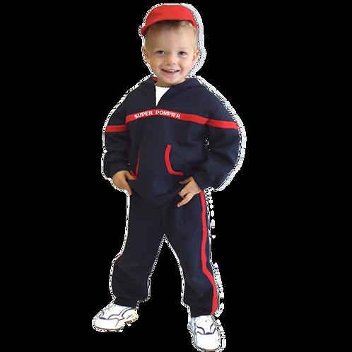 Jogging super-pompier