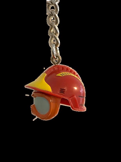 Porte clés casque F2