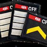 Echantillon de grade CFF