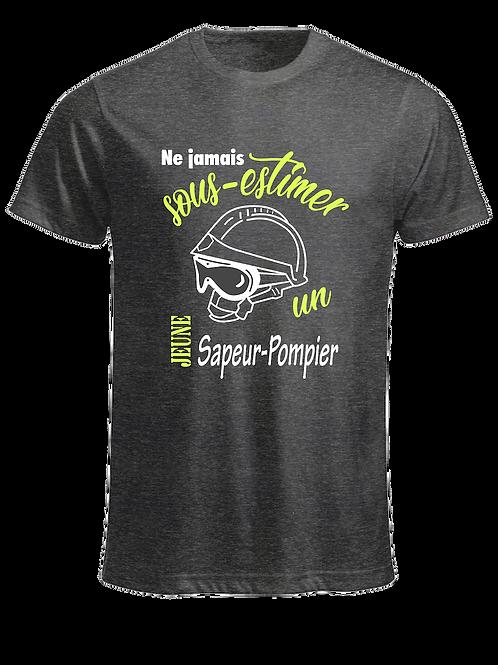 "T-shirt JSP ""Ne jamais.."""