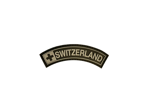 "Badge ""switzerland"""
