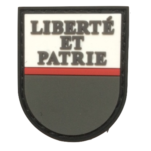 Badges cantons Thin-RED-Line