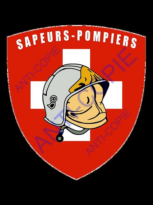 Ecusson croix-suisse
