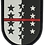 Thumbnail: Badges cantons Thin-RED-Line