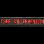 Patronyme de chef d'inter'