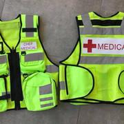 Gilet du chef médical, Tour Pays de Vaud