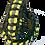Thumbnail: Bracelet paracord réfléchissant, look tenue de pompier