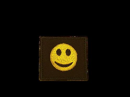 Grades brodés Smiley