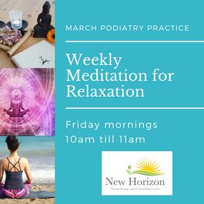 New Meditation Workshop