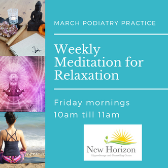 New Meditation Workshop