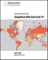 Geopolitical shifts from Covid-19 border