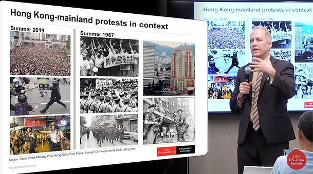 Robert Koepp On The Civil Unrest In Hong