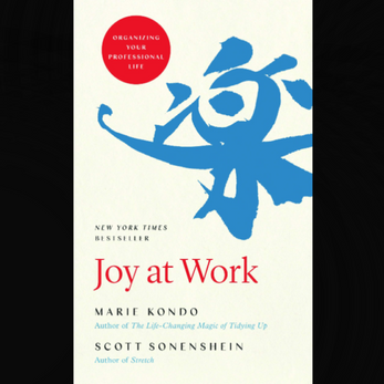 3 Reasons Why Marie Kondo's Book Is Awesome
