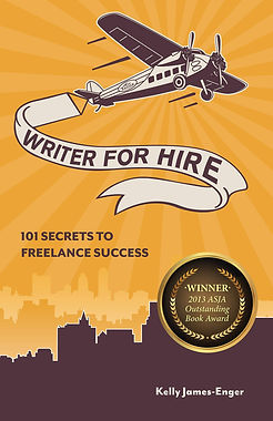 Writer for Hire by Kelly James-Enger.jpg