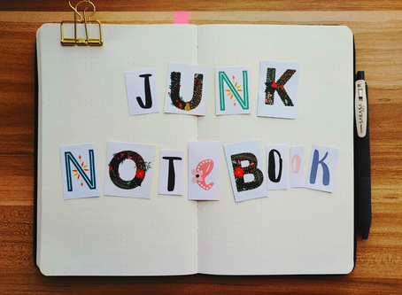 What on Earth is a Junk Notebook?