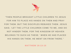 Day 6: Praying With Children