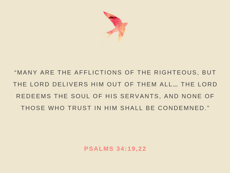 Day 32: He Will Deliver Us