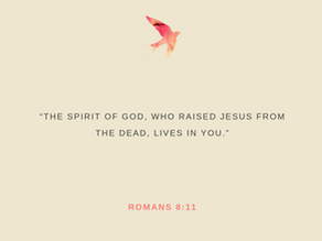 Day 2: Seeking the Holy Spirit