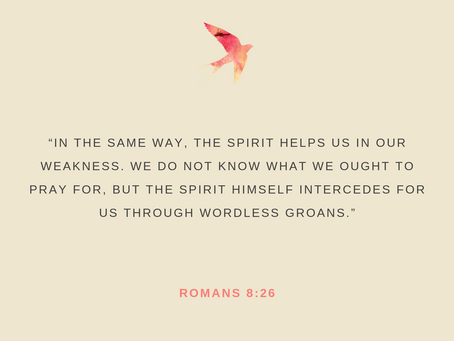 Day 21: The Spirit is Willing…