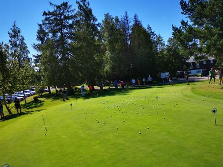 Begynn med golf på Solum!