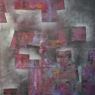 Marta_Wapiennik_No_Title_Pink_oil_painti