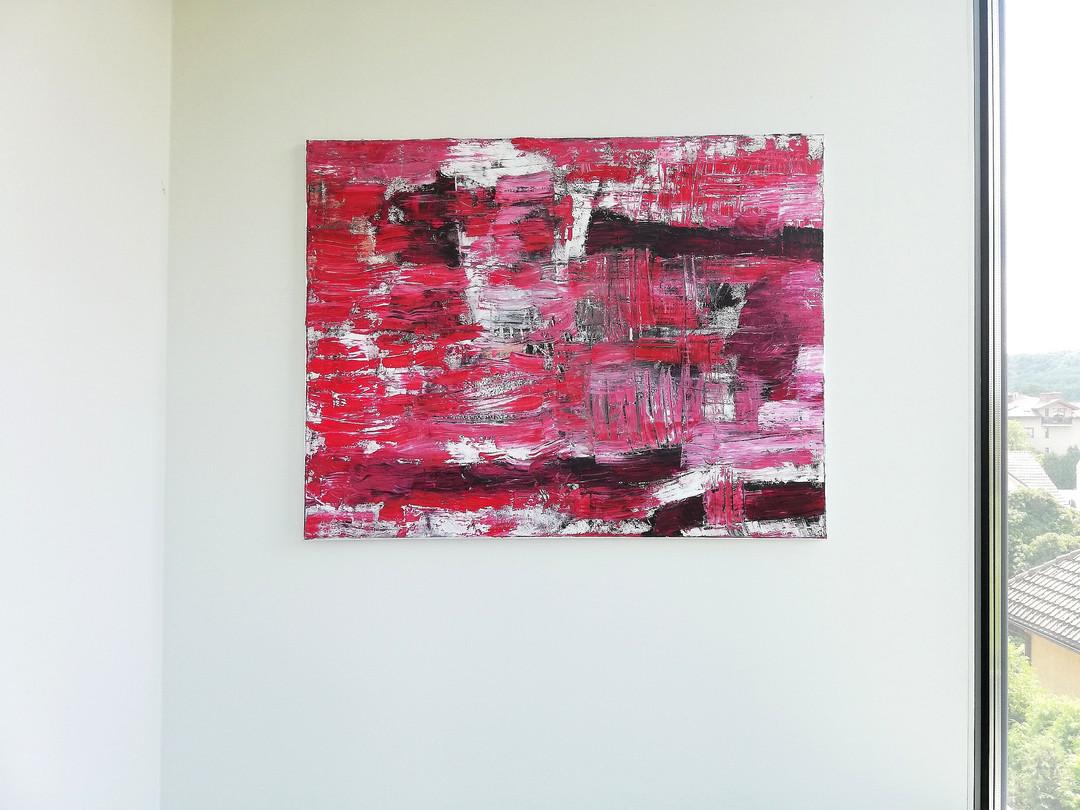 Interior decoration, oil painting, art for sale, interior design