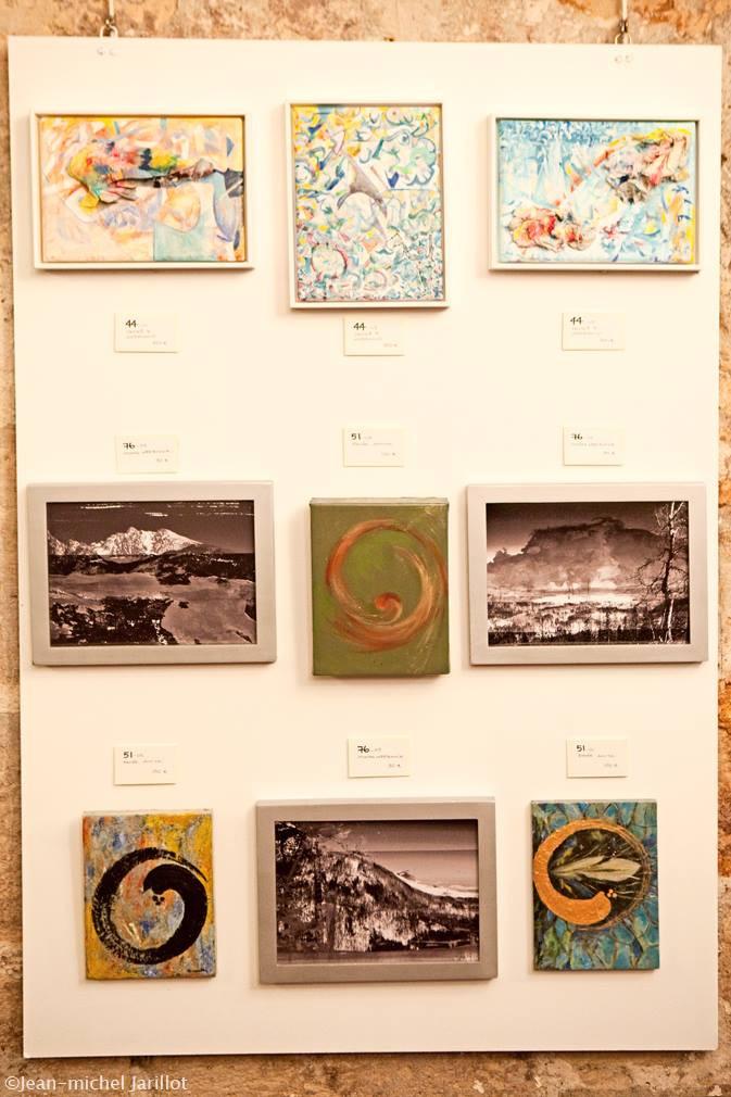 """Exhibition """"Un seul grain de riz"""" Metanoia Gallery, Paris"""