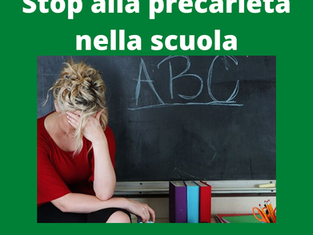 """Decreto scuola, Porzi (Pd): """"Intervenire per ridurre la precarietà"""""""