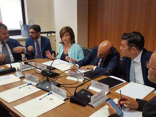 """Antimafia, Porzi a Napoli: 'Gli anticorpi della società da irrobustire insieme"""""""