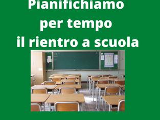 """Scuola, Porzi (Pd) e Bianconi (Misto): """"Pianificare il rientro a settembre"""""""