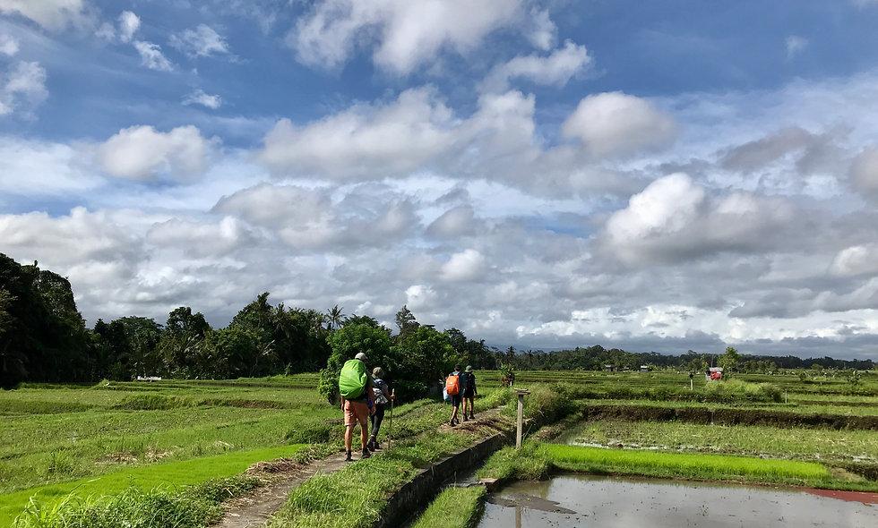 Astungkara Trail