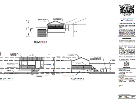 What's shown on a great set of Pergola Plans?
