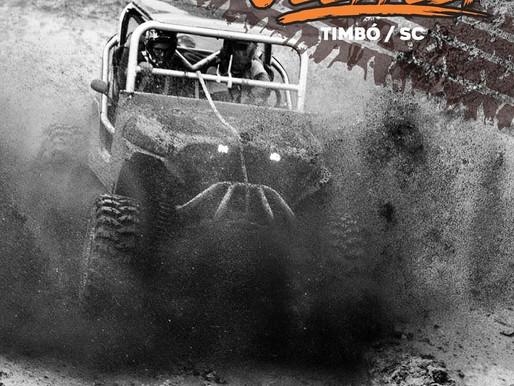 Stand Jeep Fest em Timbó-SC