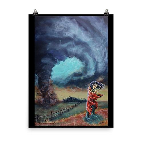 Wind Swept - Poster