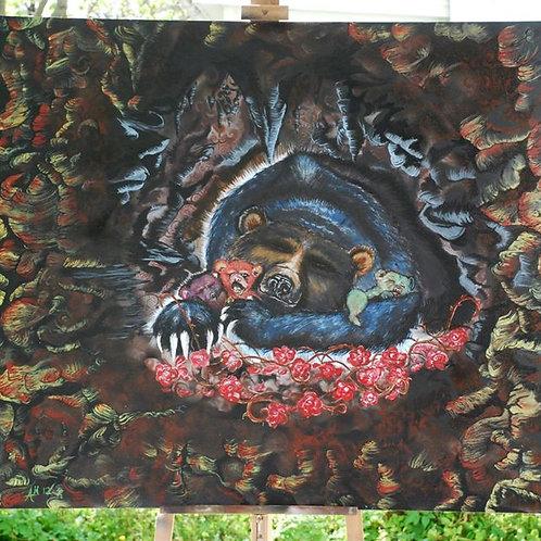 Owsley Hibernating Tapestry