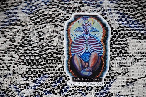 Breath Sticker