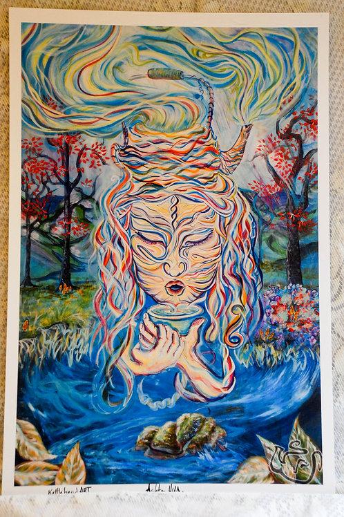 Kettle Head Art