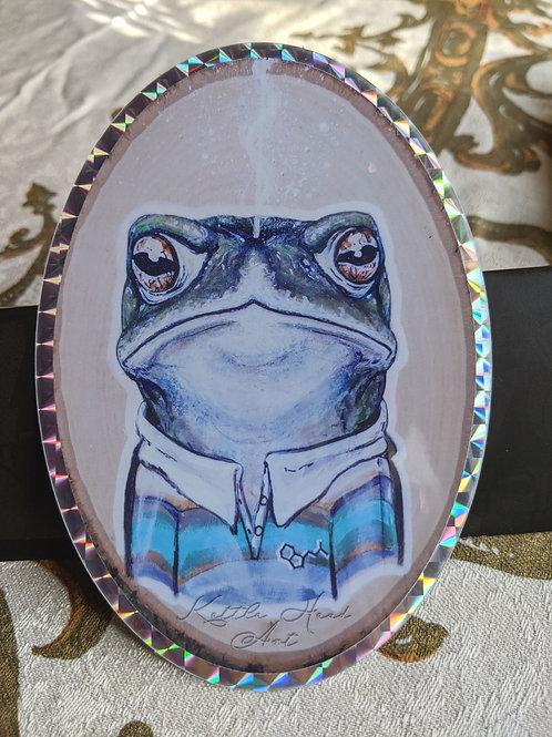 Bufrog Sticker