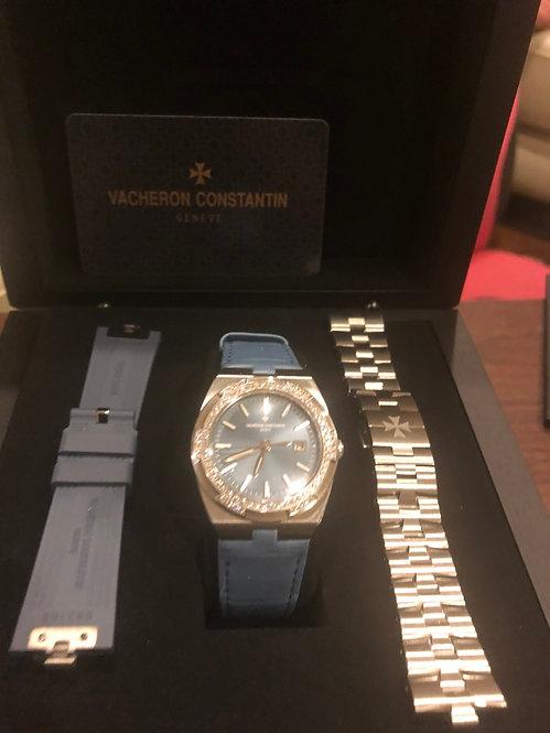 【VACHERON CONSTANTIN】 ヴァシュロン・コンスタンタン1205V/100A-B590[オーヴァーシーズ・クォーツ]