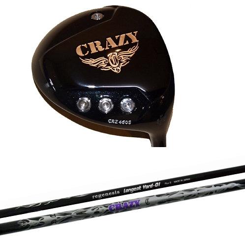 CRAZY 460S / Longest Yard 01 ドライバー(CRAZY)