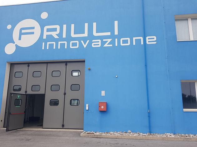 Manutenzione impianti Friuli Innovazione