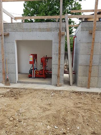 Impianto antincendio scuola primaria di Sesto al Reghena
