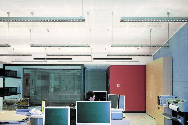 Uffici stabilimento produttivo a Pavia di Udine