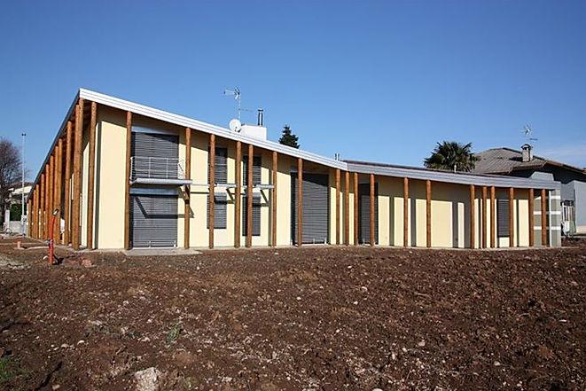 Casa bioclimatica Regionalista Zero Energy