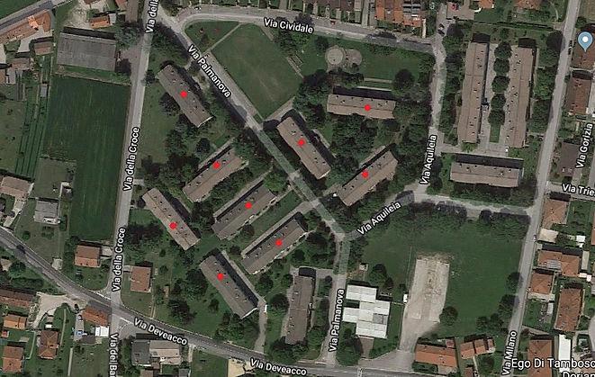 Contabilizzazione energetica alloggi Ater di Udine