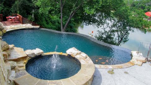 Lake Worth Vanishing Edge Pool