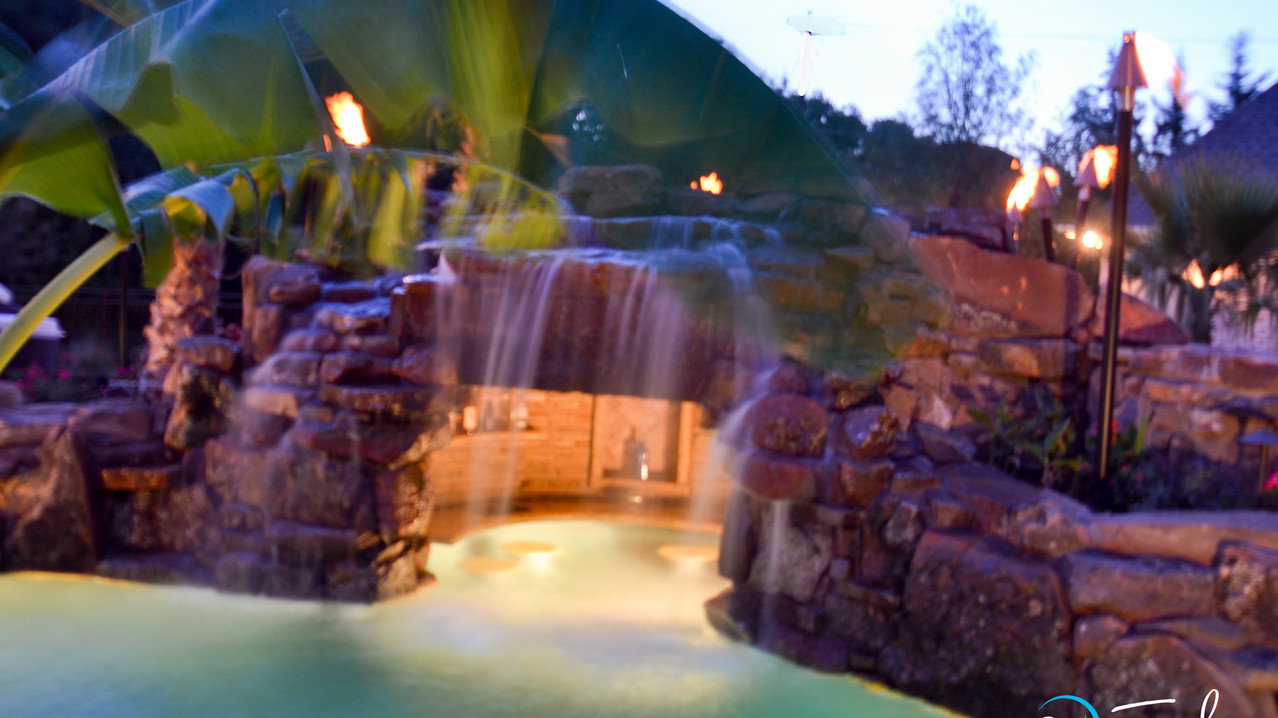 Luxury Cave on Lazy River