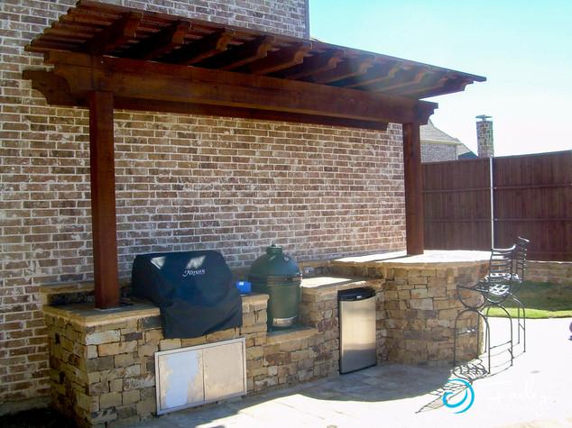 McKinney Outdoor Kitchen