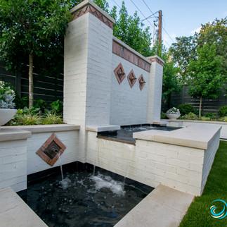 Dallas Fountain