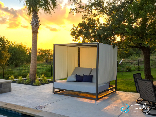 Outdoor Living at Sunset